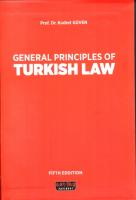 Turkısh Law