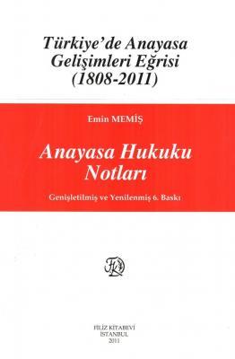 Anayasa Hukuku Notları