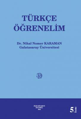 Türkçe Öğrenelim N. Nomer Karaman