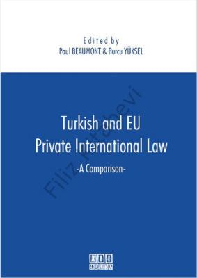 Turkish and EU Private International Law A Comparison