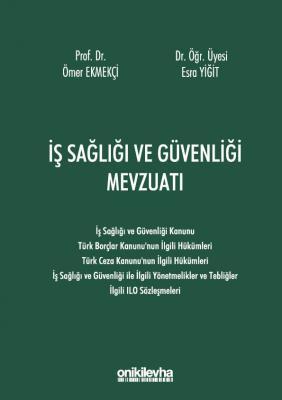İŞ SAĞLIĞI VE GÜVENLİĞİ MEVZUATI Prof. Dr. Ömer EKMEKÇİ